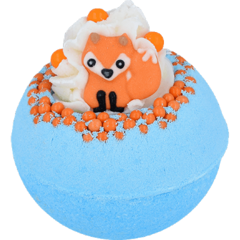 Foxy Loxy Essential Oil Bath Bomb